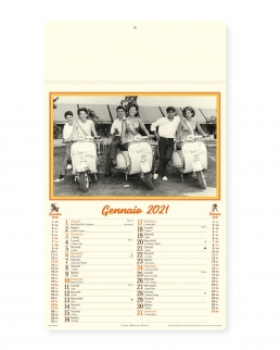 Calendario Come Eravamo