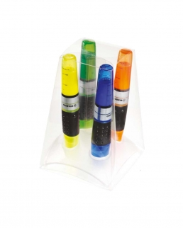 Stabilo Luminator Deskset con 4 colori