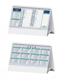Calendario da tavolo Basic