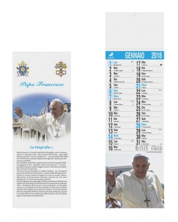 Silhouette Papa Francesco