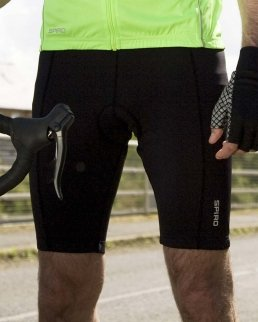 Shorts Bike imbottiti