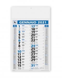Calendario Olandese Gigante 12 fogli