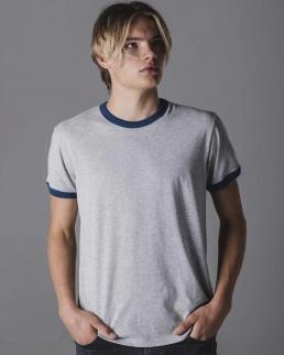 T-shirt Superstar Retro Ringer