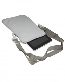 Porta tablet a tracolla