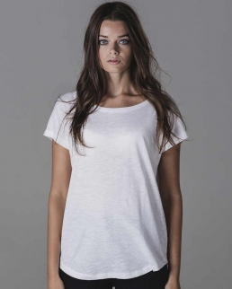 T-shirt donna Organic Vintage Slub Loose Fit
