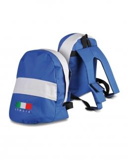Zainetto con bandiera dell'Italia