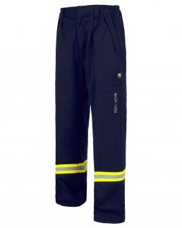 Pantaloni da lavoro ignufughi e antistatici