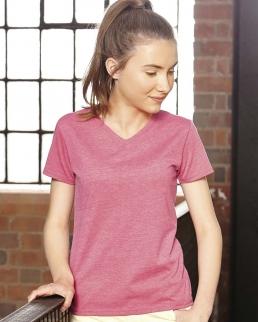 T-shirt bambina scollo a V HD