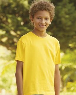 T-shirt bambino Sofspun®