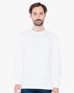 T-shirt fine Manica lunga unisex