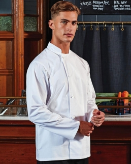 Essential' Long Sleeve Chef's Jacket