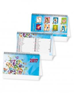 Calendario da tavolo Cabala