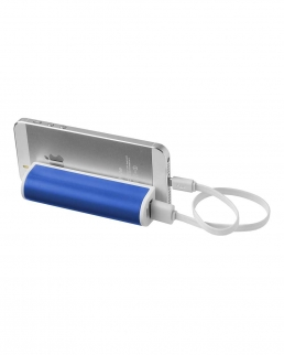 Powerbank da 2.200 mAh con ventosa Stuck on You