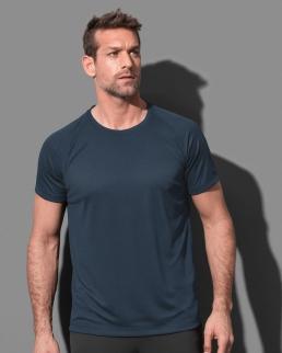 T-shirt Active 140 Raglan