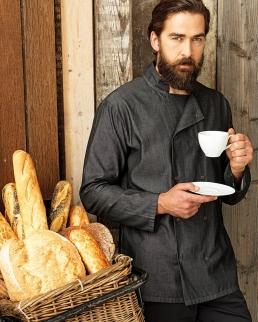 Giacca da chef in Denim