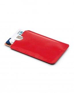 Porta tessere con blocco RFID spazio per 1 tessera