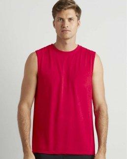 T-shirt senza maniche Gildan Performance®