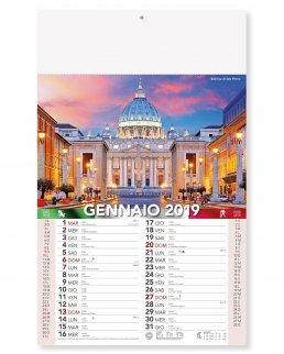 Calendario mensile Roma