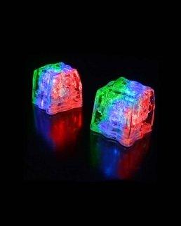 Cubetti di ghiaccio led