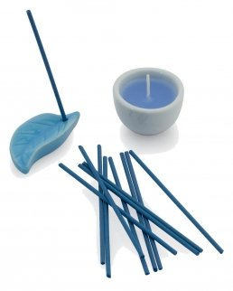 SET CANDELE E INCENSO