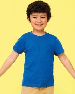 T-shirt bambino girocollo regent