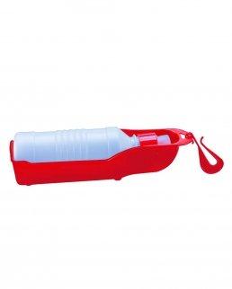 Bottiglia con scodella per cani