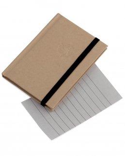 Block notes 60 fogli in cartone riciclato