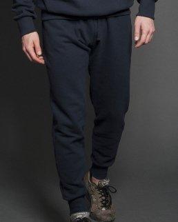Pantalone Sport Fit in felpa Stretch