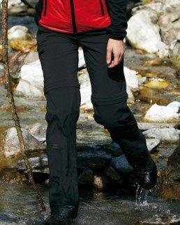 Pantaloni donna con gambe staccabili