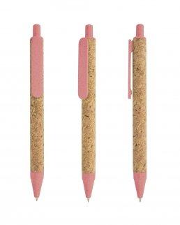 Penna in fibra e sughero