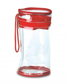 Beauty cilindrico Trasparente