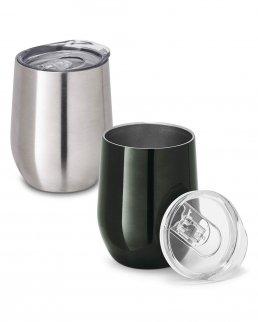 Bicchiere da viaggio da 400 ml a doppio strato