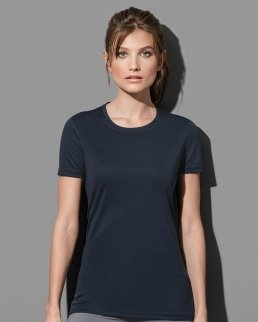 T-shirt con girocollo Active Sports-T