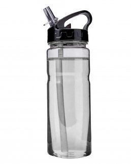 Borraccia botton push 550 ml BPA Free