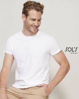 T-shirt unisex aderente girocollo in cotone biologico Epic