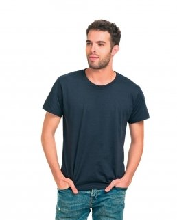 T-shirt girocollo manica corta leggera