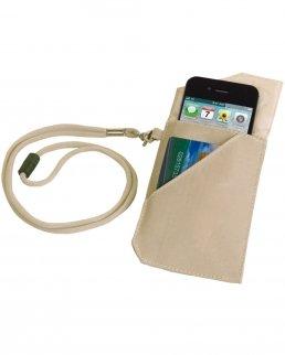Porta-smartphone con cordino