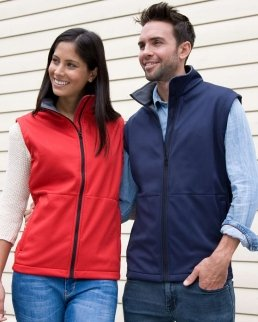 Gilet Core Softshell