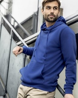 Felpa Basic Hoody Man