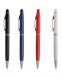 Penna metallo touch screen