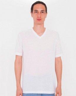 T-shirt Unisex scollo a V Sublimazione