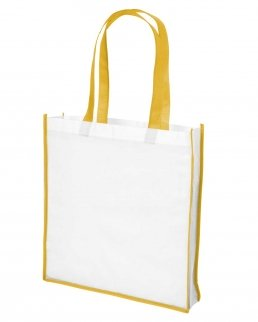 Shopper in polipropilene Contrast grande