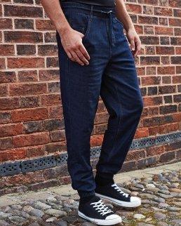 Pantaloni da cuoco stile jogging