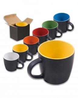 Tazza in ceramica con scatola 350 ml