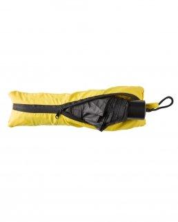 Ombrello pieghevole con custodia / shopping bag
