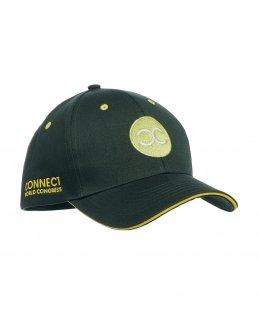 Cappellino da baseball 6 pannelli