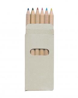 Set 6 matite colorate