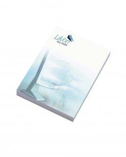BIC® blocchetto 50 fogli adesivi  50 mm x 75 mm