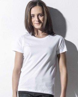 T-shirt donna girocollo
