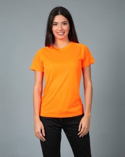 T-shirt Montevideo Lady